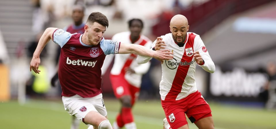 Southampton: Redmond was better than fans give him credit for vs West Ham
