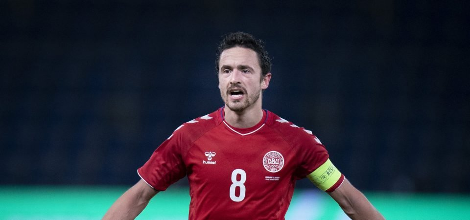 Crystal Palace: Eagles handed Thomas Delaney boost