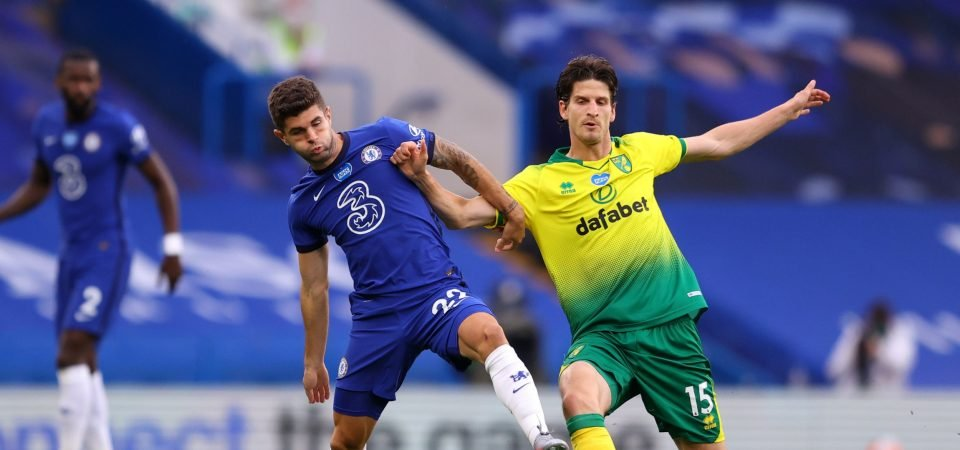 Norwich City must axe Timm Klose this summer