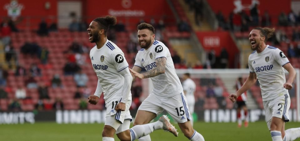 Norris: Tyler Roberts will be a top playerfor Leeds United