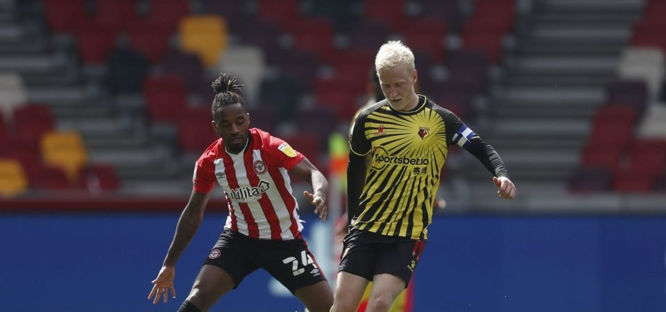 Fulham: Cottagers could miss out on Will Hughes
