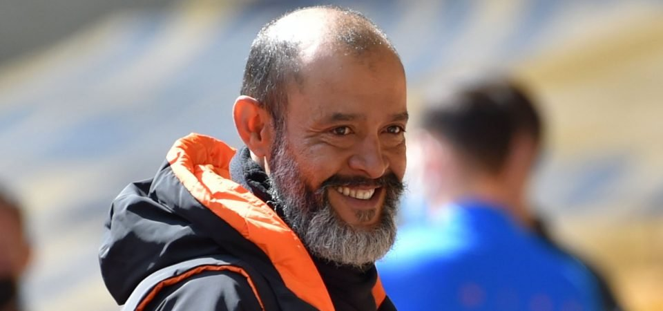How could Everton look if they appoint Nuno Santo?