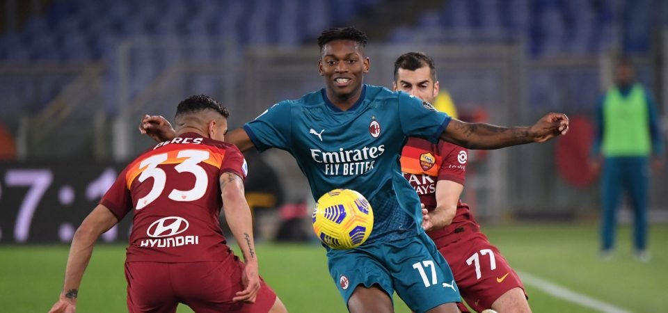 Wolves can create mouth-watering duo with Rafael Leao