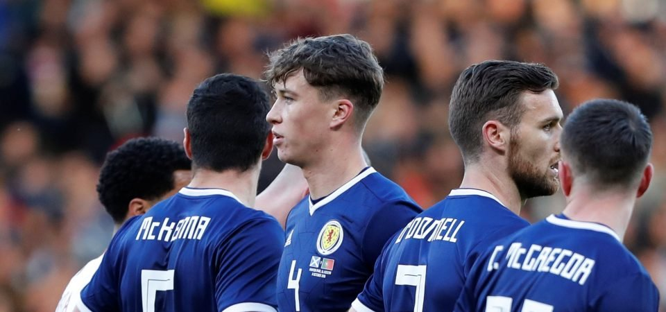 Ex-Celtic defender Jack Hendry stars in the Champions League