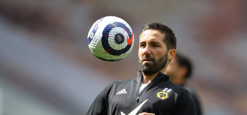 Wolves: Joao Moutinho disappoints in defeat to Everton
