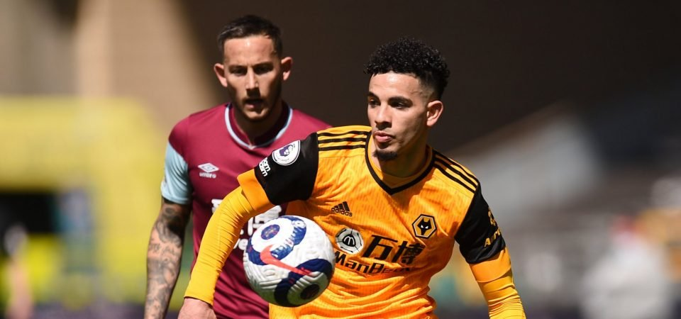 Wolves sweating over Rayan Ait-Nouri's fitness