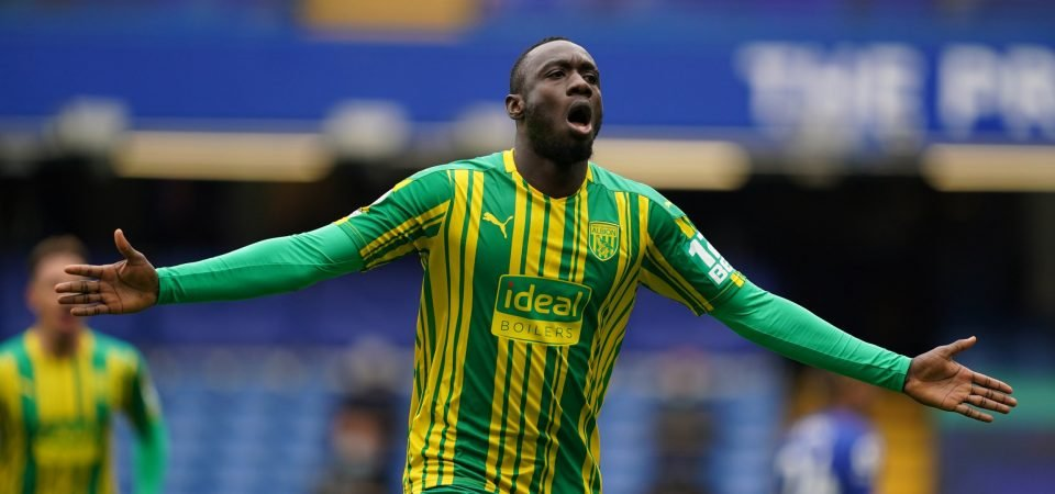 Journalist thinks West Brom would take Mbaye Diagne back