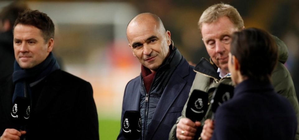 Daniel Levy could pile more misery on Spurs by hiring Roberto Martinez