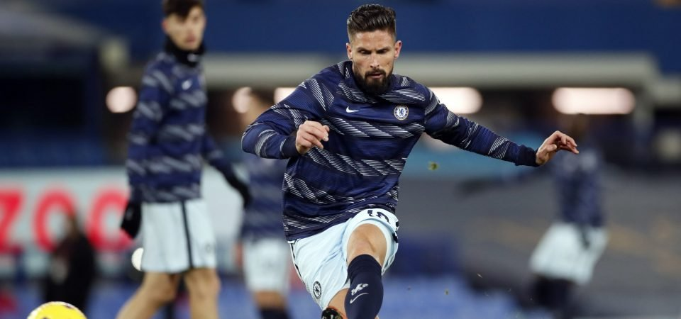 West Ham must swoop for free agent Olivier Giroud this summer