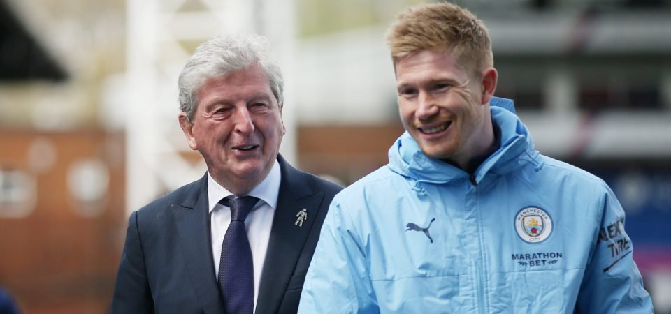 Roy Hodgson tipped for Crystal Palace director of football role