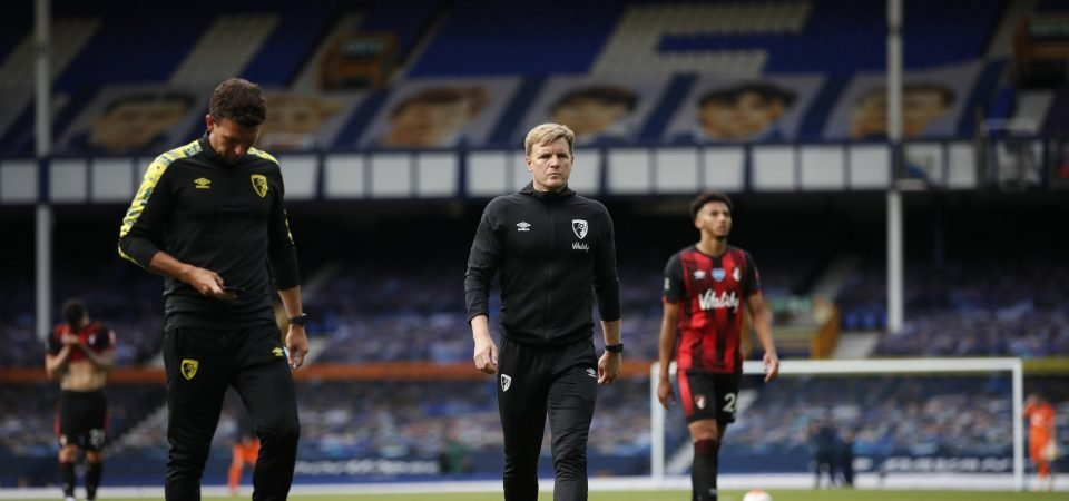 Eddie Howe to Crystal Palace ruled out amid fresh claim