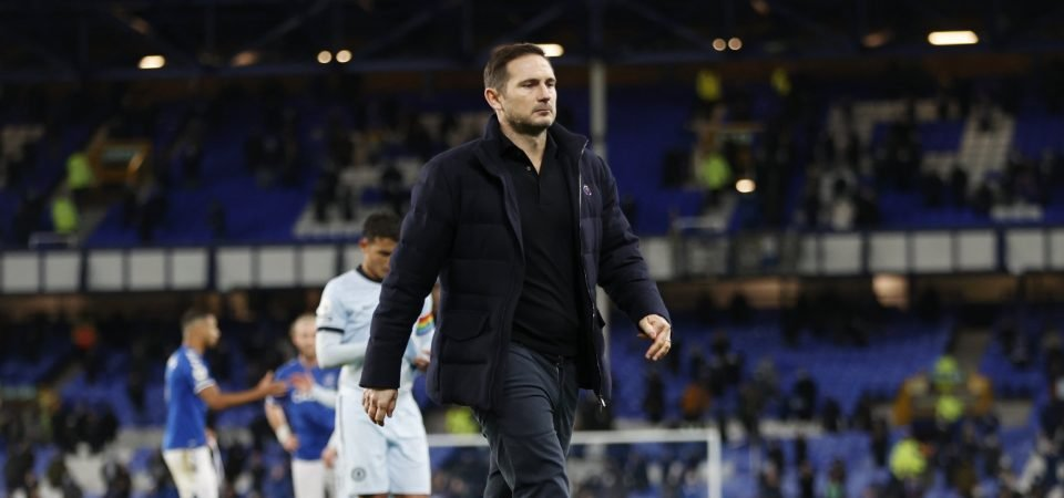 Frank Lampard could fix long-standing West Brom issue