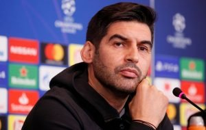 Crystal Palace facing battle for Paulo Fonseca in fresh twist