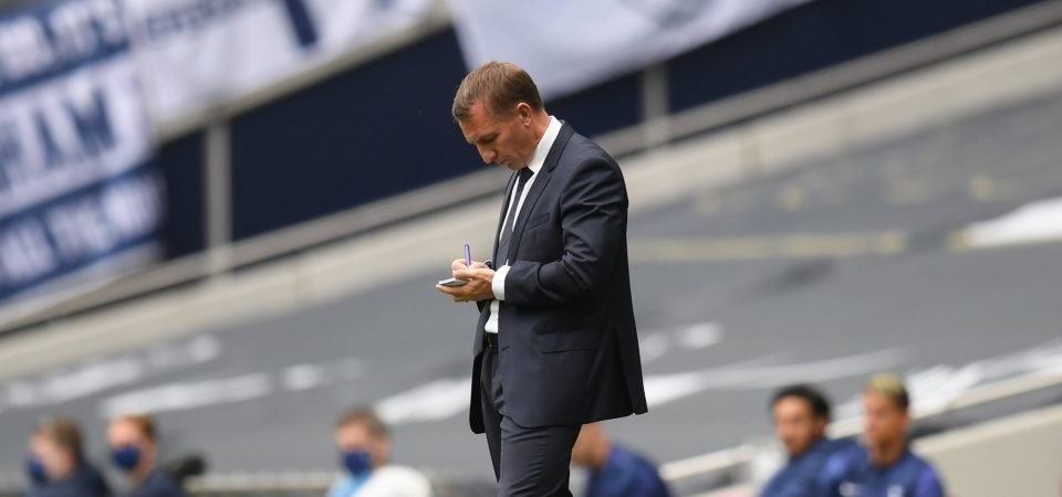 Craig Hope delivers fresh twist over Newcastle chase for Brendan Rodgers