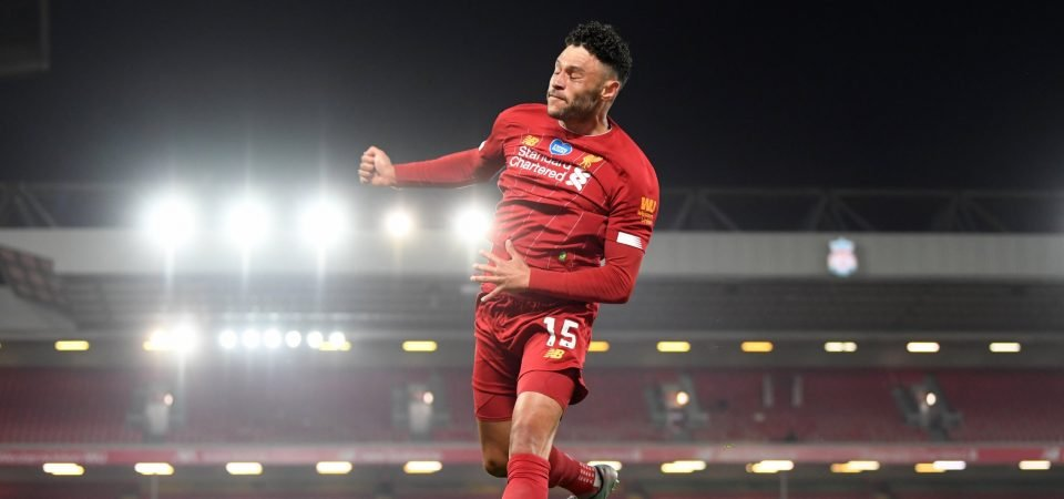 Liverpool should keep hold of Alex Oxlade-Chamberlain this summer