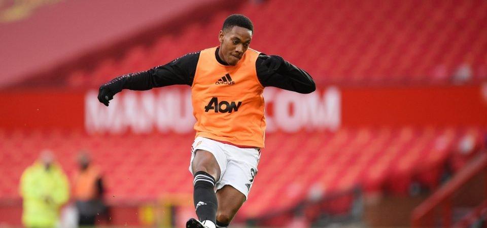 Should Spurs swap Harry Kane for Anthony Martial?