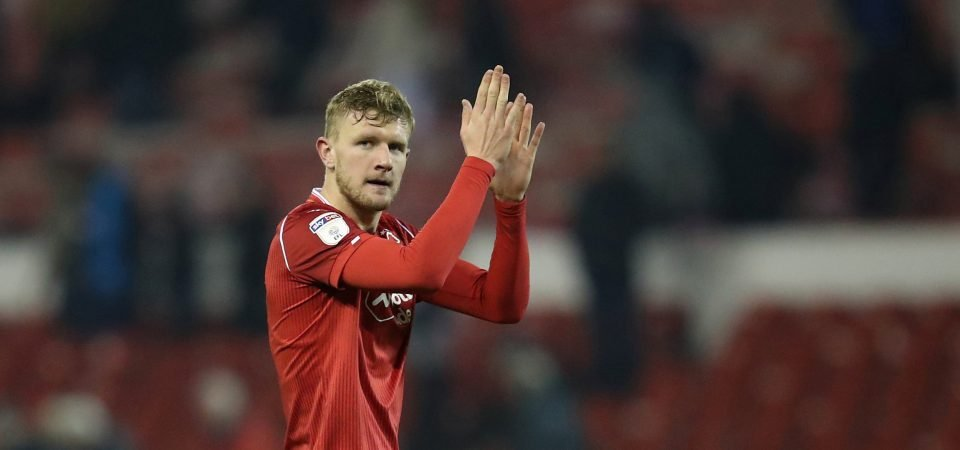 Jemson: Nottingham Forest will have someone in mind should Joe Worrall leave