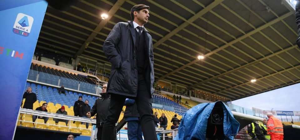 Crystal Palace handed Paulo Fonseca boost