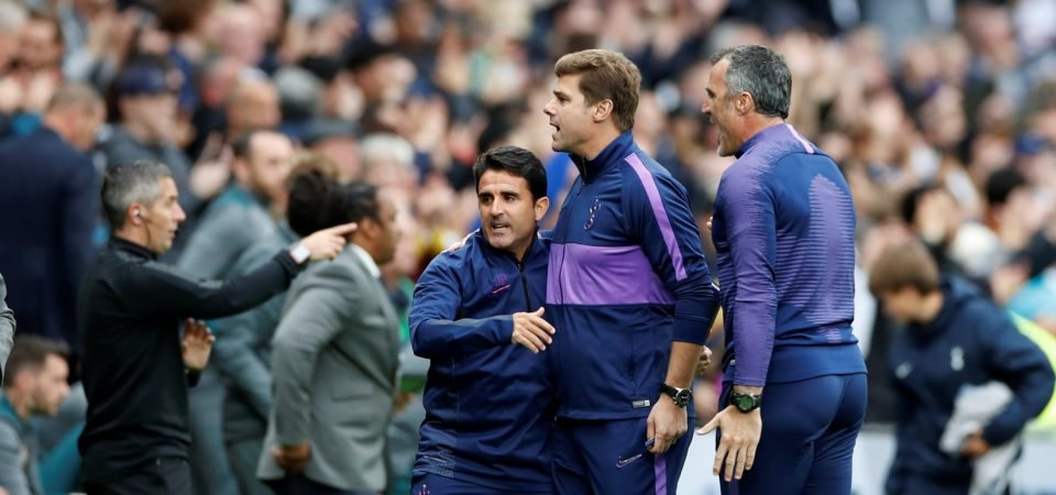 Fresh twist emerges over Mauricio Pochettino in Spurs' manager hunt