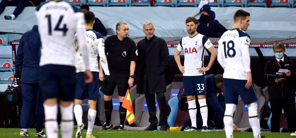 Ryan Mason handed Spurs blow as Ben Davies ruled out ahead of Sheff Utd
