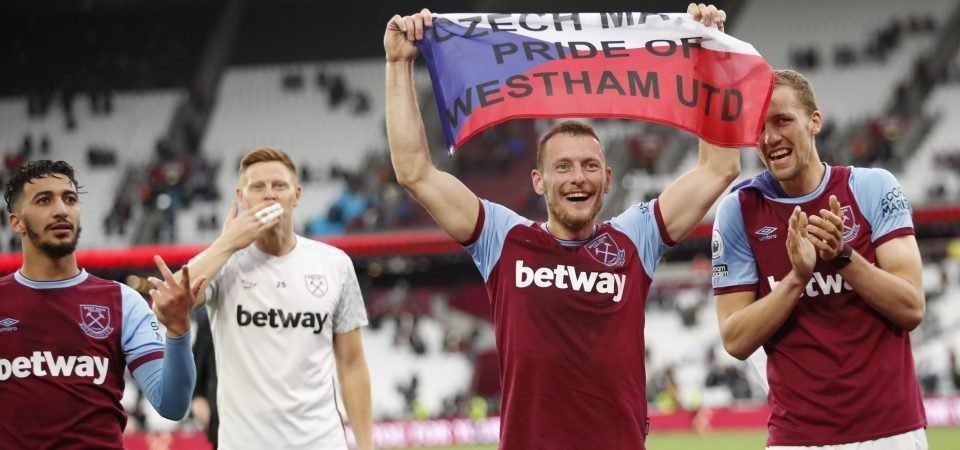 Adam Hlozek could take West Ham to the next level