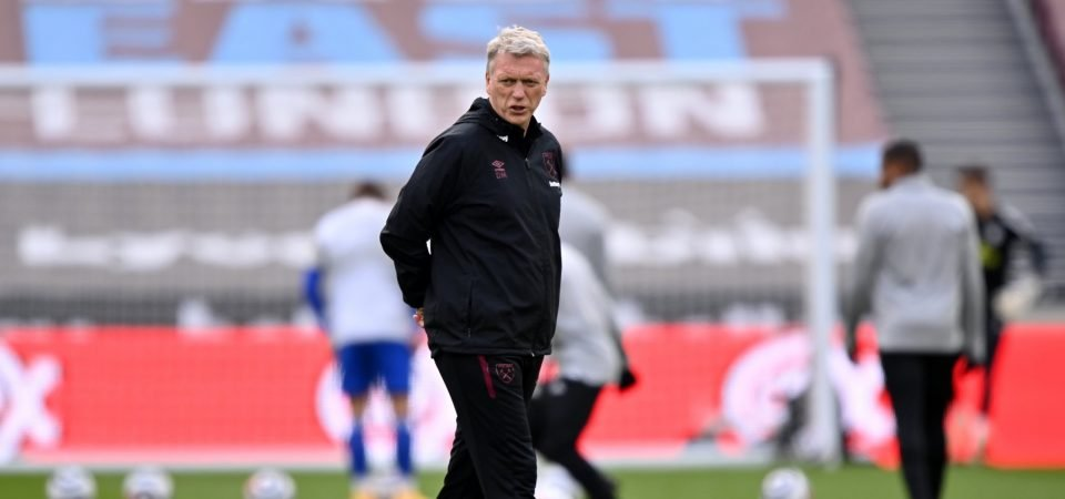 West Ham set for major boost as David Moyes nears new deal
