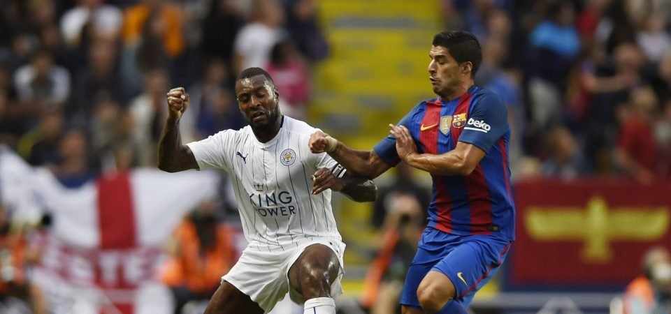 Exclusive: Pundit says Leicester faithful would love club to sign Luis Suarez