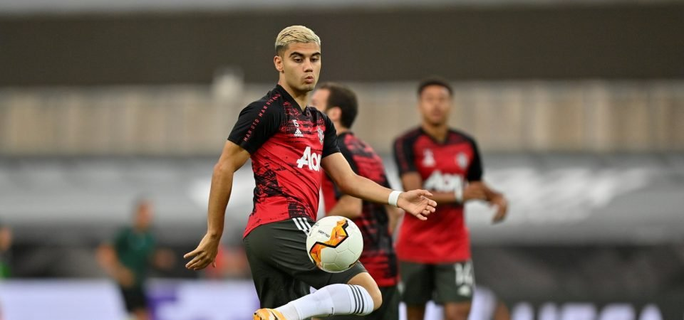 Manchester United must axe Andreas Pereira this summer