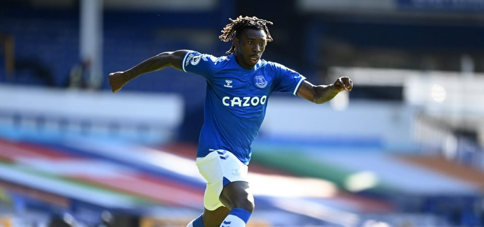 Exclusive: Marcus Bent says Everton staying quiet over Moise Kean's future