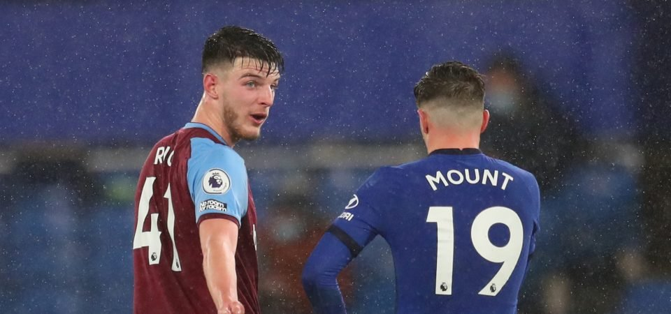Rosser: Declan Rice would struggle to turn down Chelsea