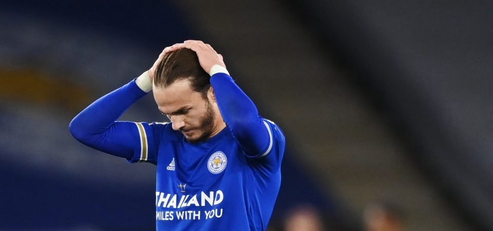 Exclusive: Steve Howey says Leicester should sell James Maddison for £60m
