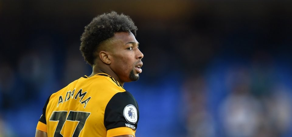 Exclusive: David Norris desperate for Leeds to sign Wolves winger Adama Traore