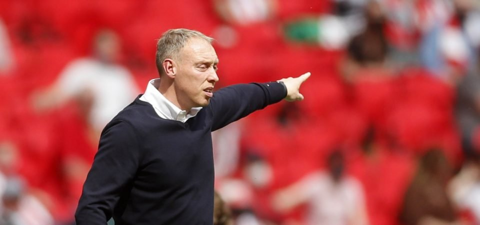 Crystal Palace have moved on from Steve Cooper