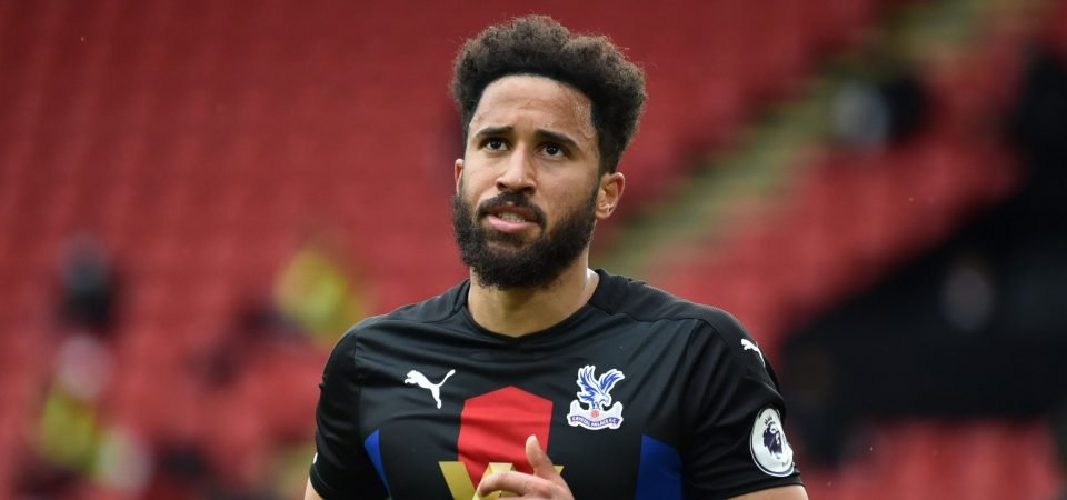 Exclusive: Michael Ball thinks Andros Townsend may have spoken to Rangers