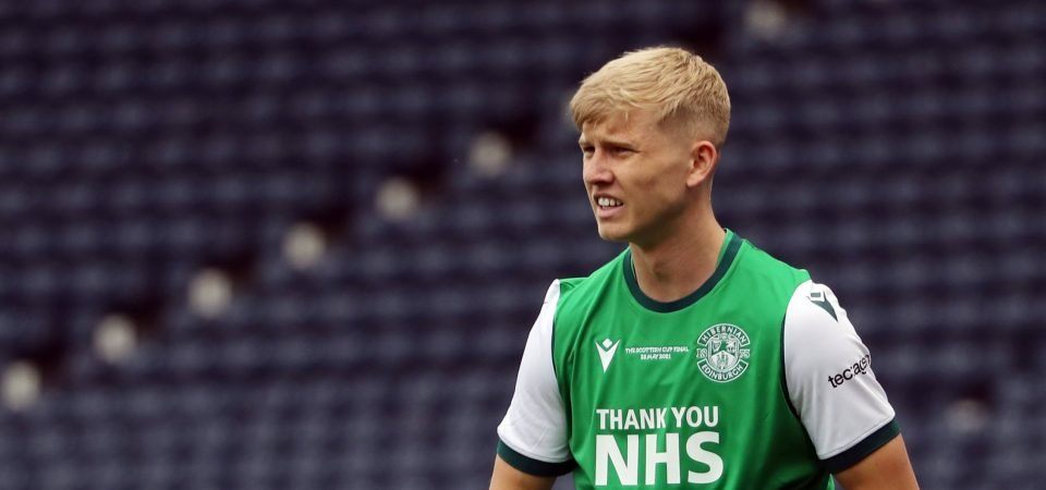 Celtic must chase Aaron Hickey alternative in Josh Doig
