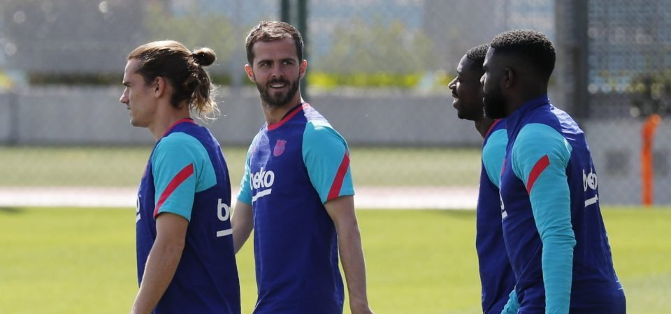 Tottenham: Pjanic available on a free transfer