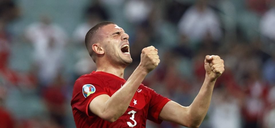 Everton still in the race to sign Merih Demiral this summer