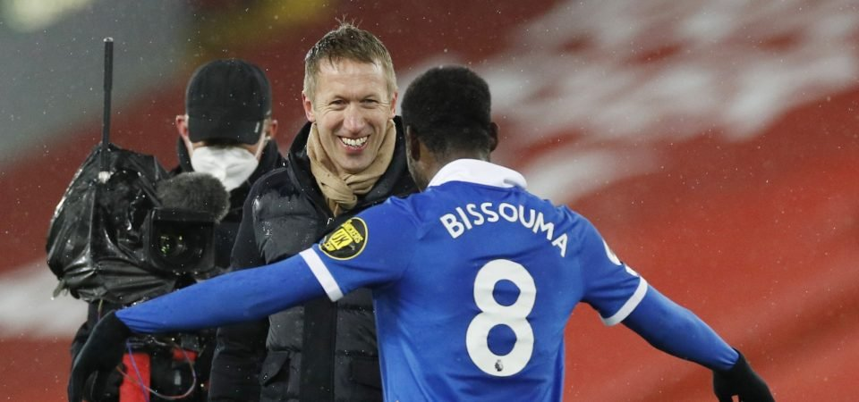 Everton could form a perfect duo in Potter and Bissouma