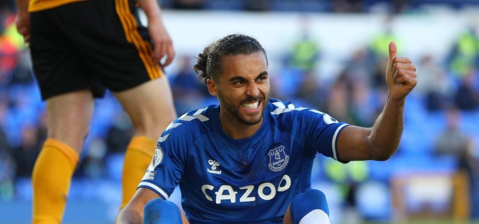 Everton could lose Dominic Calvert-Lewin to Real Madrid
