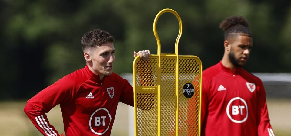 West Brom interested in Harry Wilson