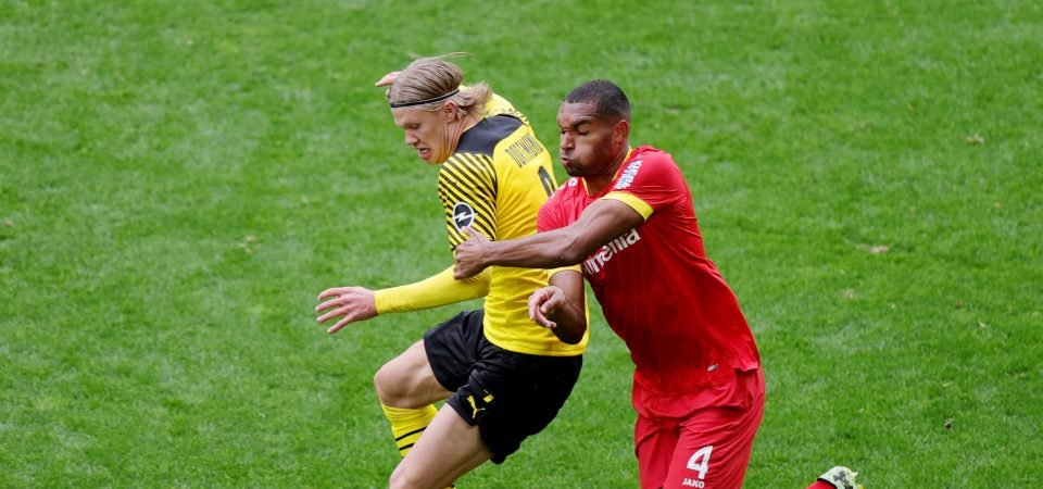 Leicester City handed boost in Jonathan Tah pursuit