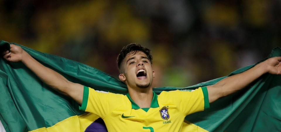 Manchester City: Couto can be City's next Cancelo