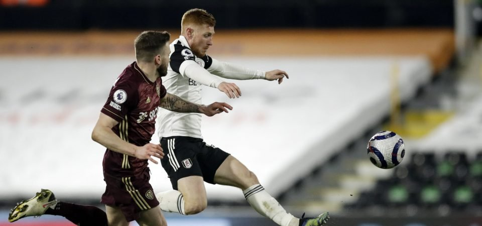Fulham handed Harrison Reed transfer boost