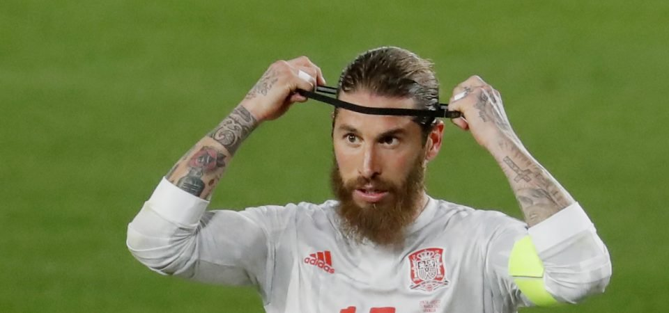 Manchester City: Ramos set to sign for PSG