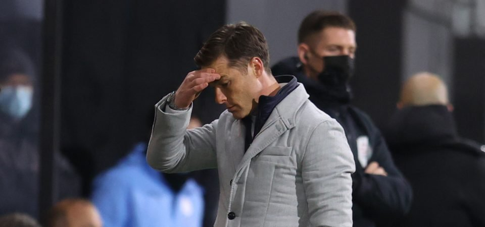 Scott Parker in talks with Fulham's Championship rivals