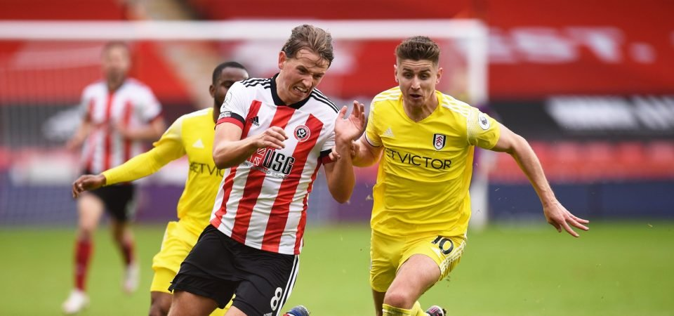 Sheffield United interested in Tom Cairney