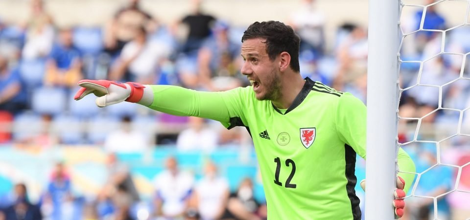 Wolves interested in signing Leicester stopper Danny Ward