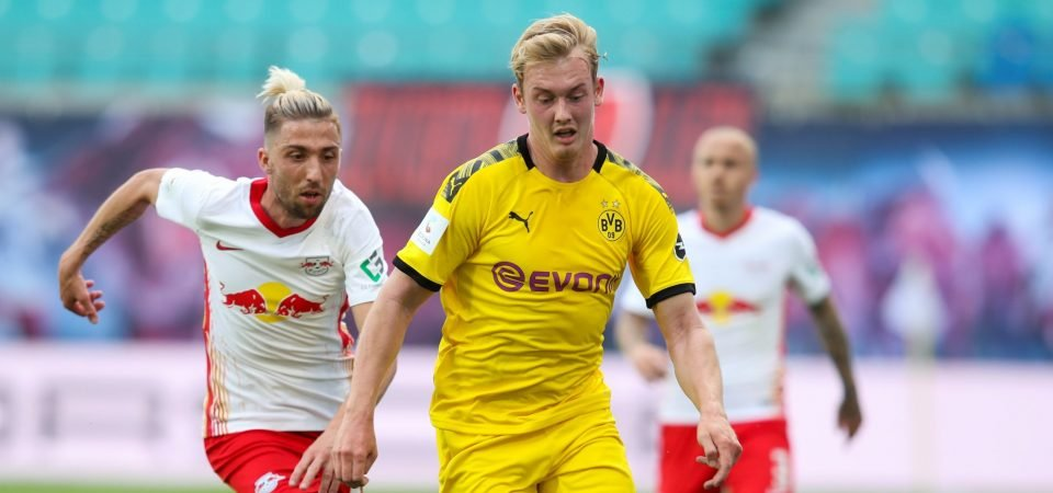 Julian Brandt could finally plug Arsenal's Mesut Ozil void for the long-term