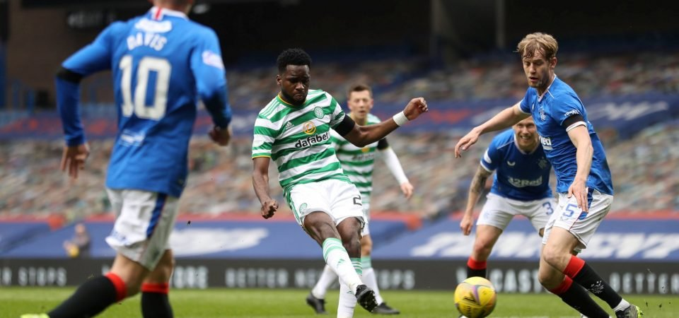 Reporter advises Celtic to cash in on wantaway frontman Odsonne Edouard