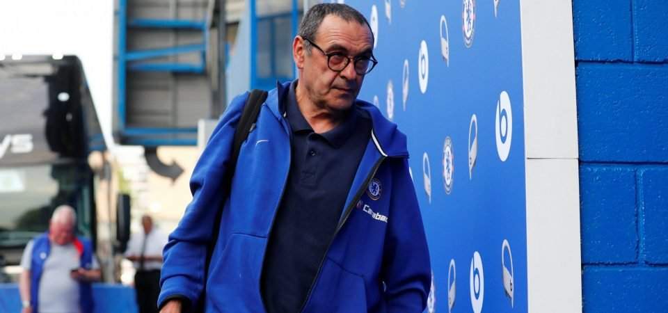 Maurizio Sarri would be an unmitigated disaster at Spurs